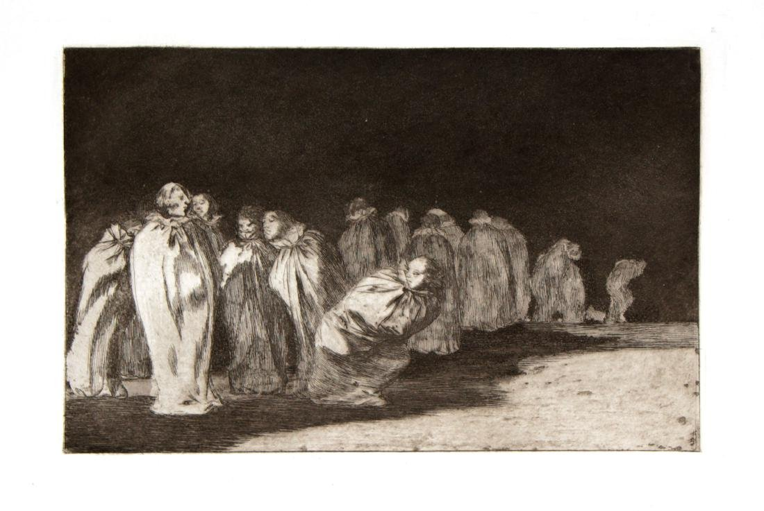 Francisco Goya - So El Sayal Hay Al