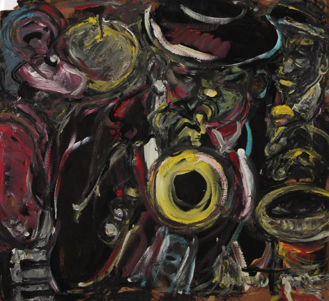Andrew Turner - Band