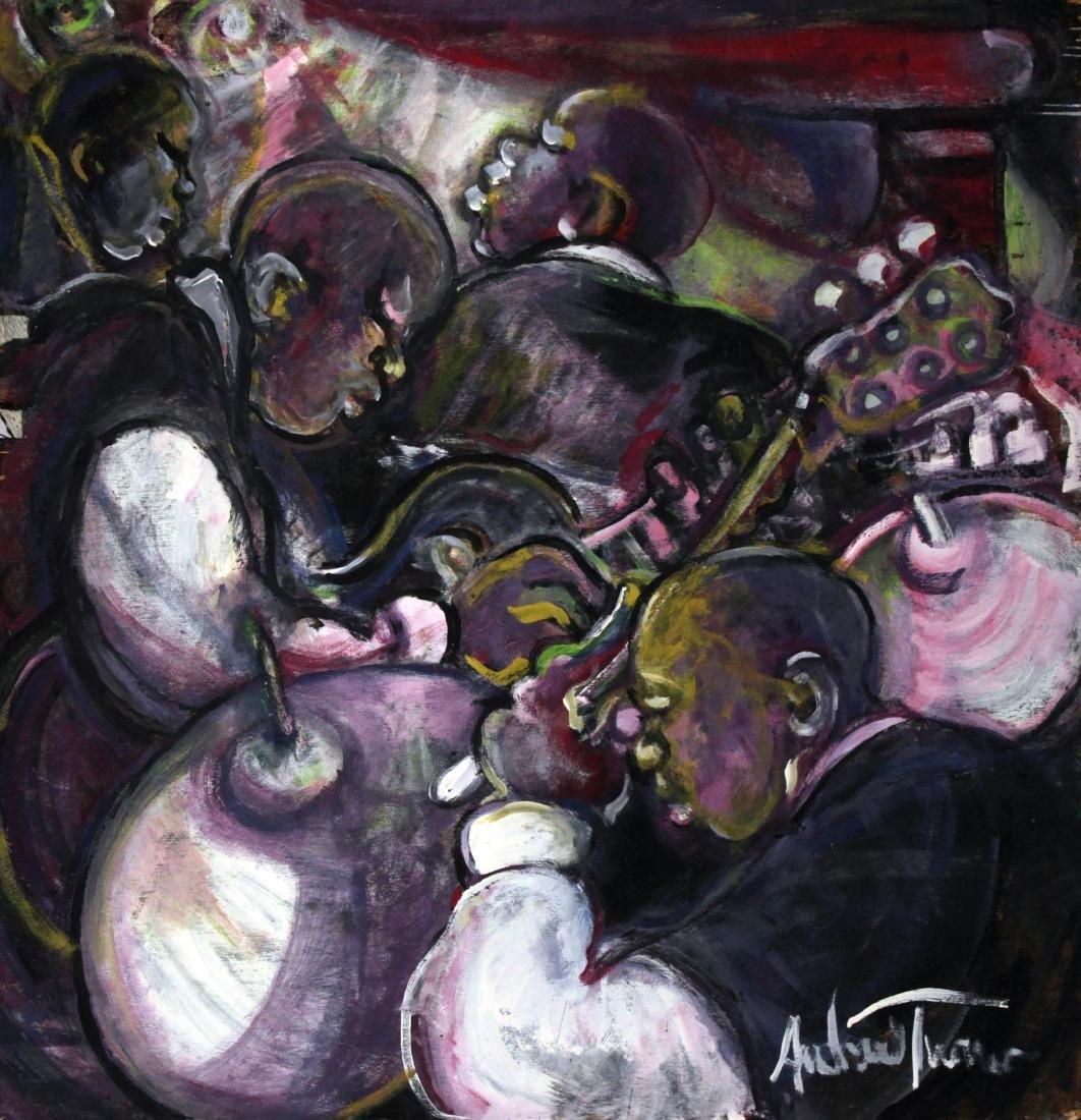 Andrew Turner - Musicians
