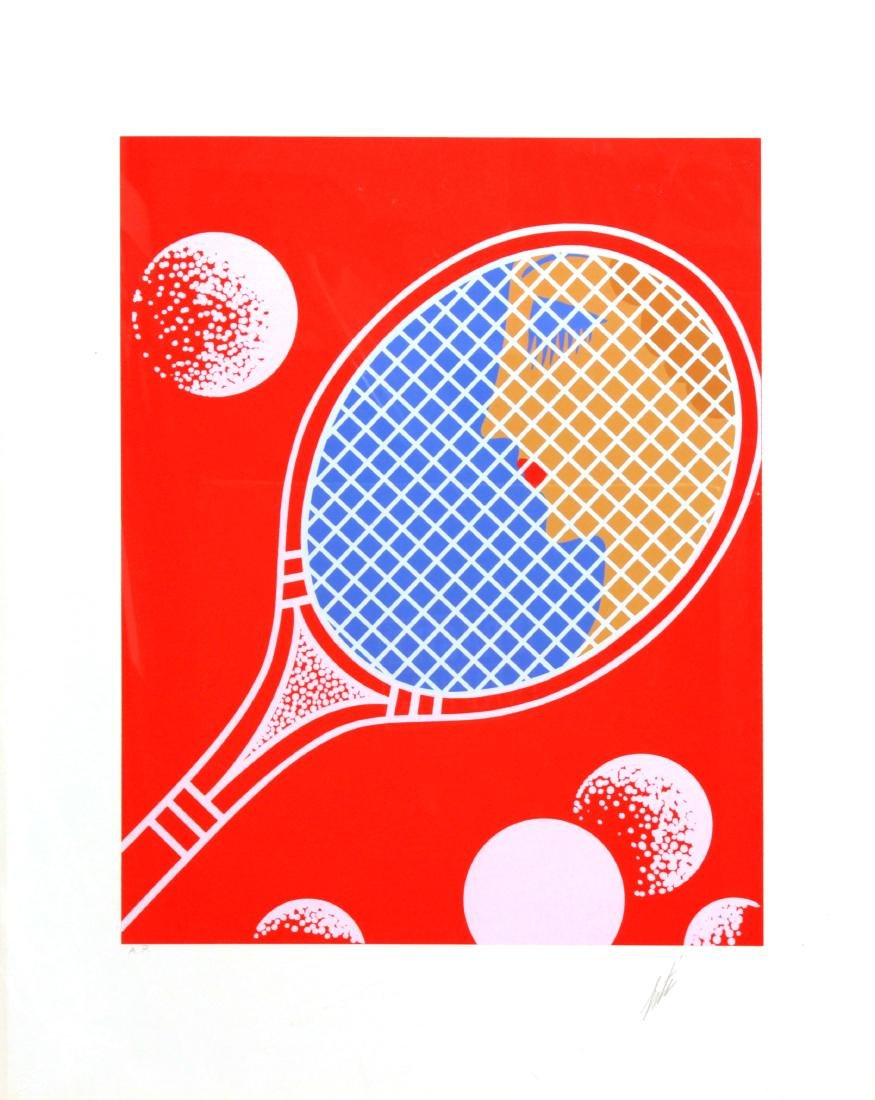 Erte - Tennis