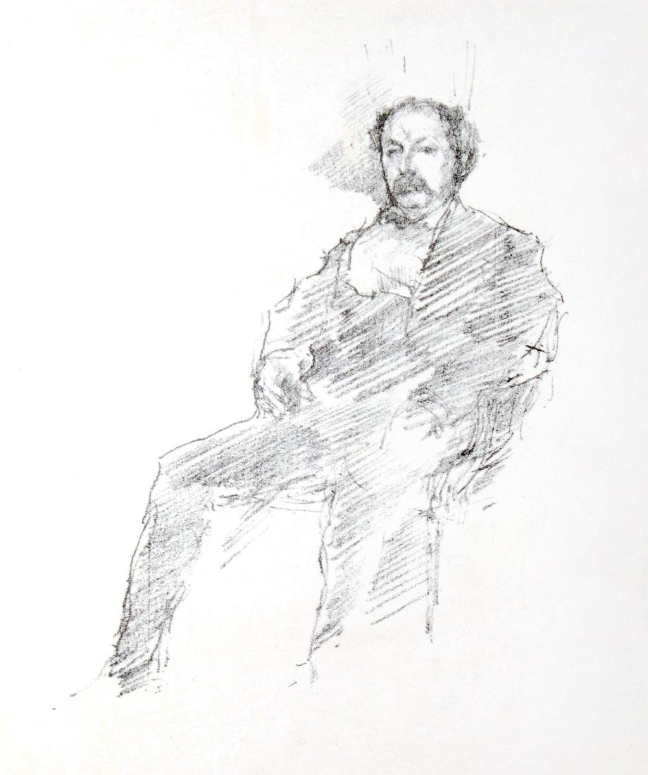 James McNeill Whistler - The Doctor