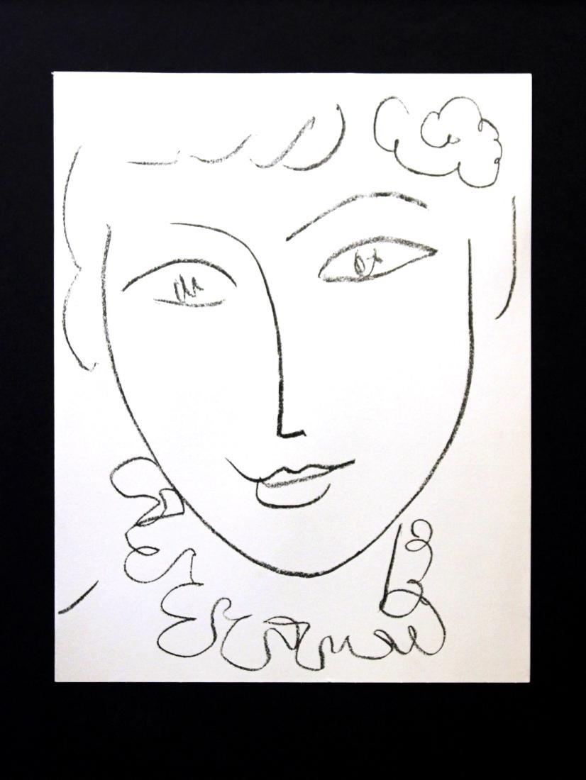 Henri Matisse - Portrait