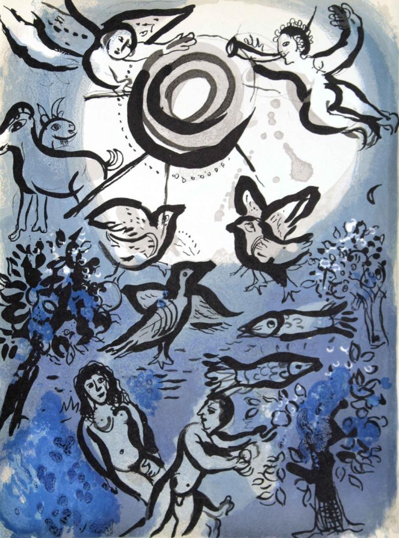 Marc Chagall - Creation