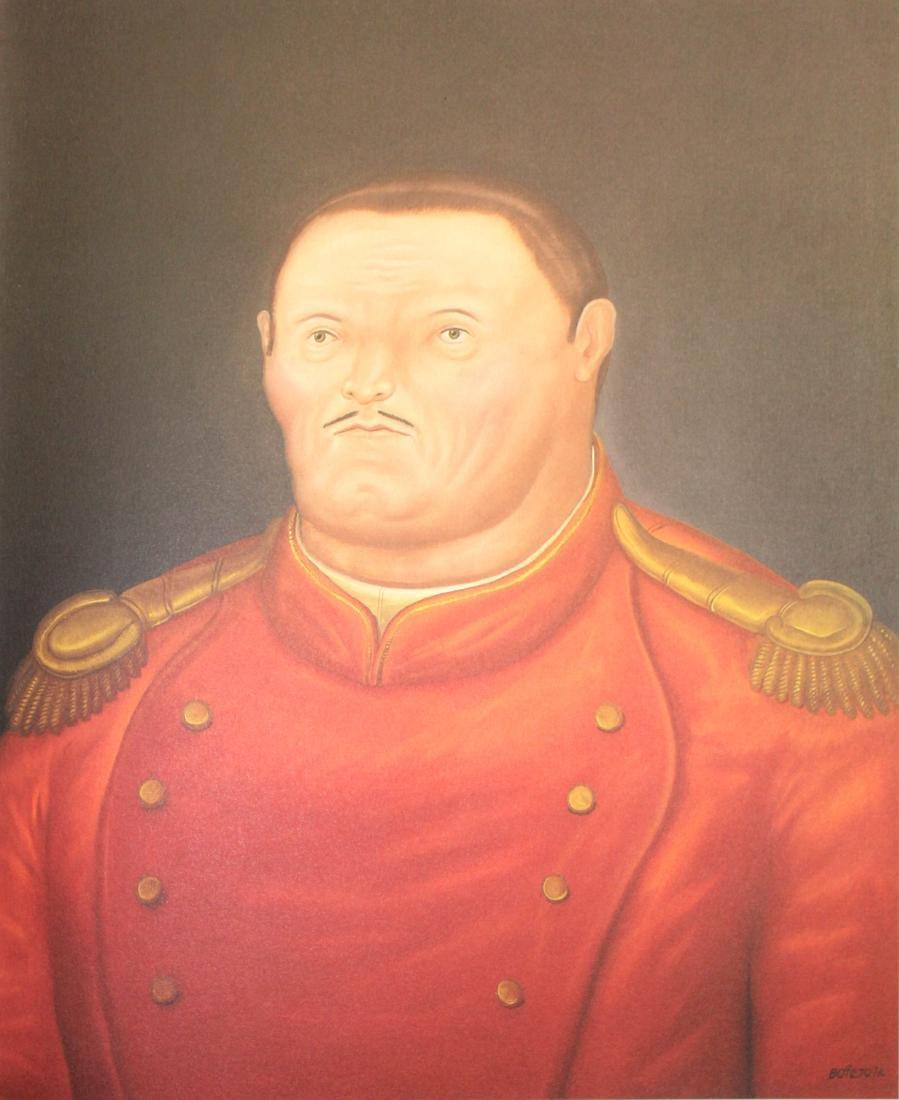 Fernando Botero  - Field Marshall