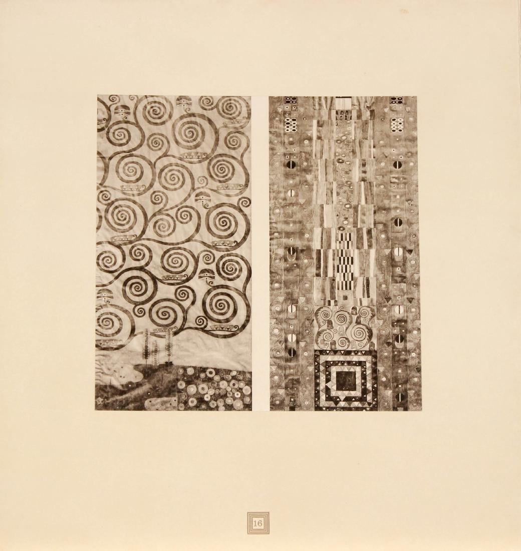 Gustav Klimt (After) - Der Lebensbaum und das