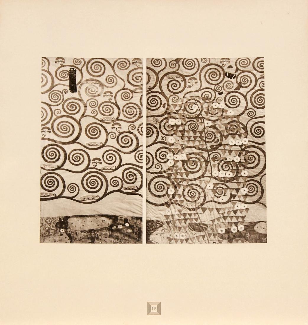 Gustav Klimt (After) - Der Lebensbaum (Fortsetzung) II
