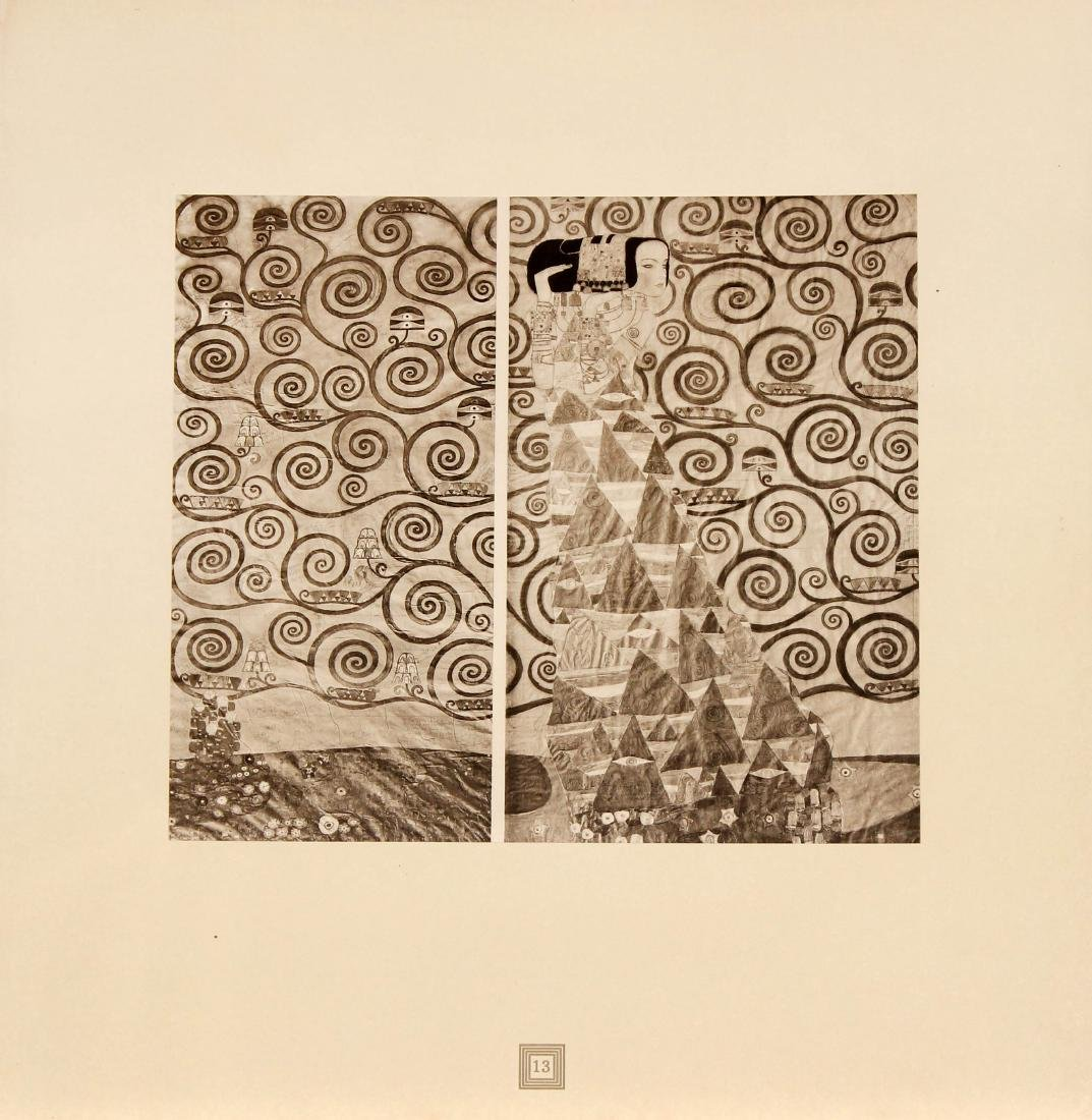Gustav Klimt (After) - Der Lebensbaum (Anfang)