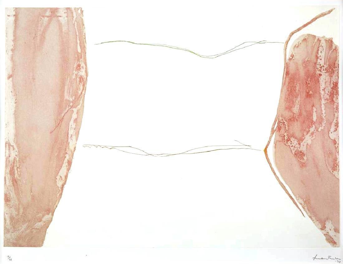 Helen Frankenthaler - Ponti