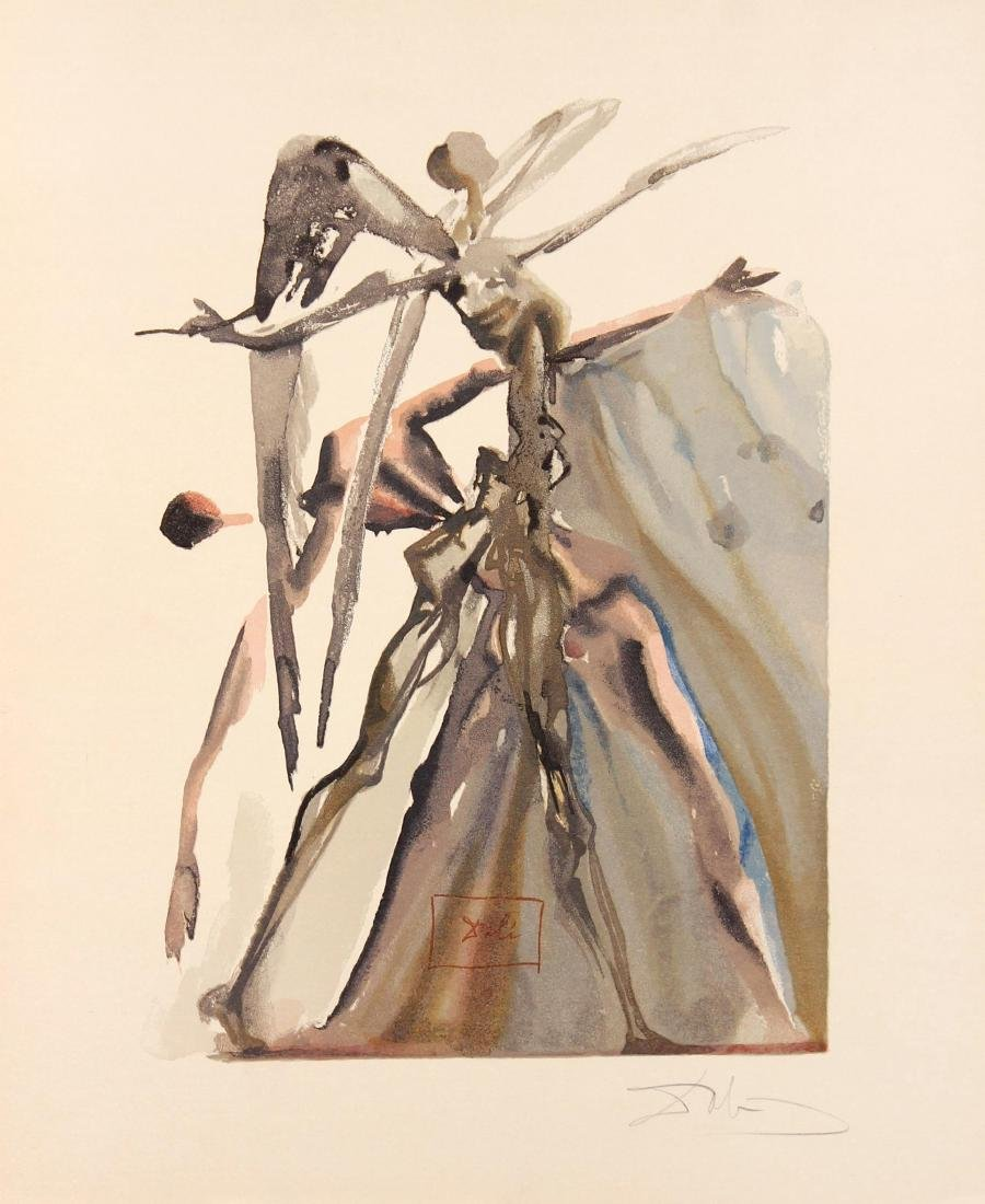Salvador Dali - The Powers of Soul