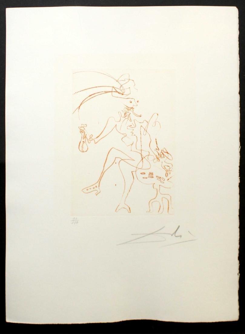 Salvador Dali - Merchant of Venice