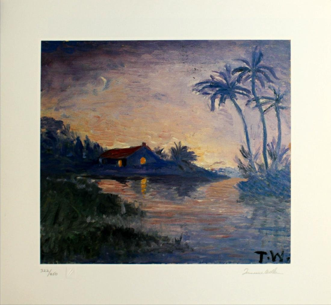 Tennessee Williams - Tropical Scene