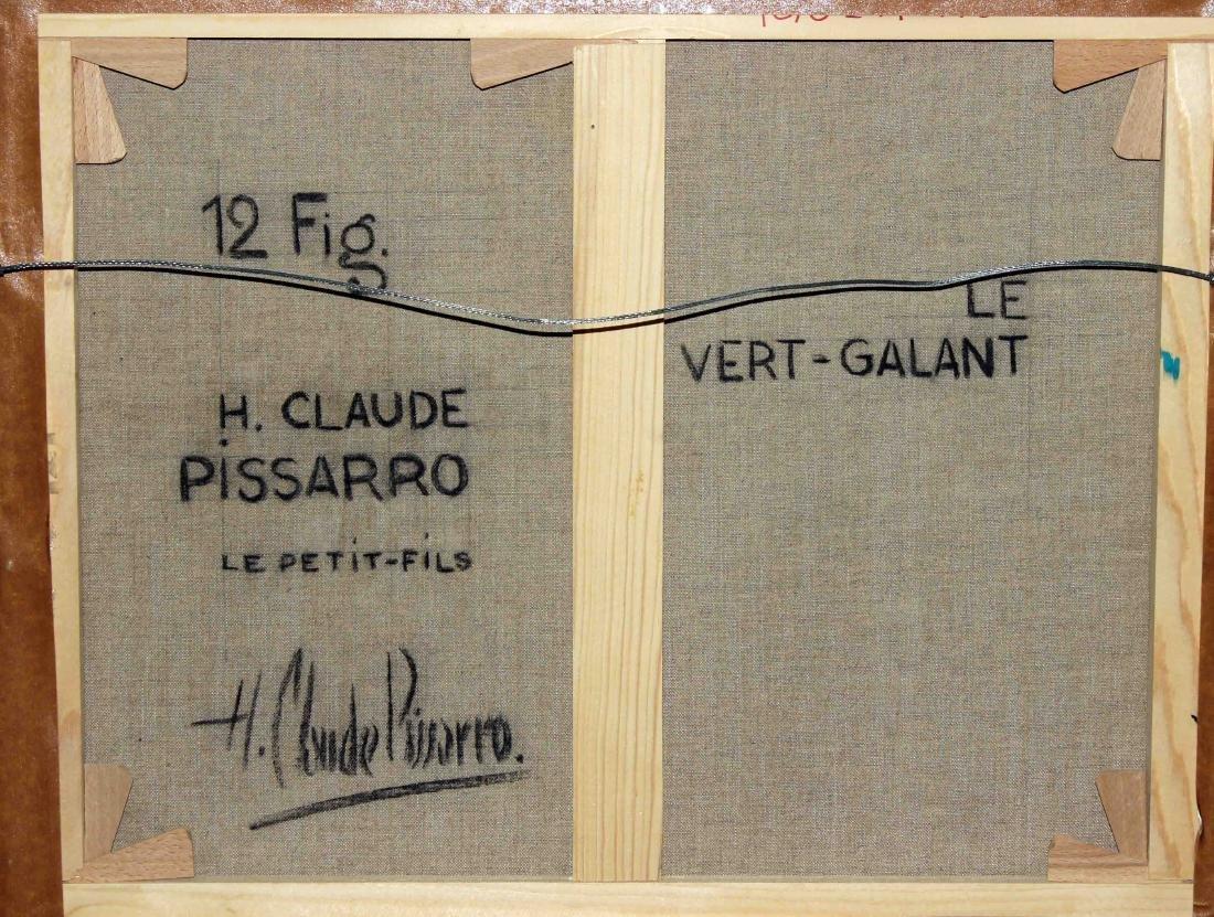 H. Claude Pissarro - Le Vert-Galant - 2