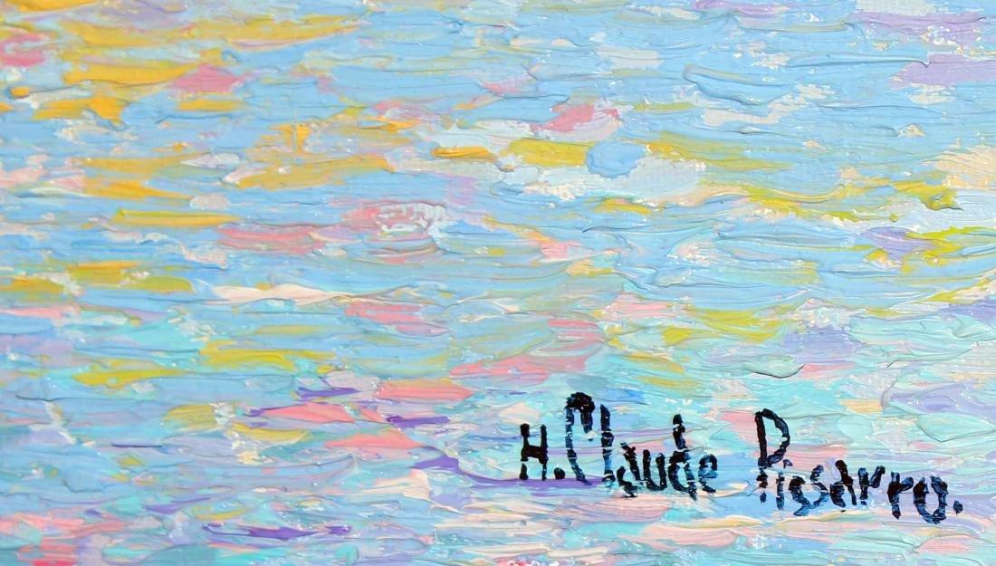 H. Claude Pissarro - Le Vert-Galant - 3