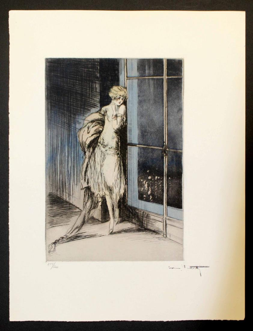 Louis Icart - Untitled