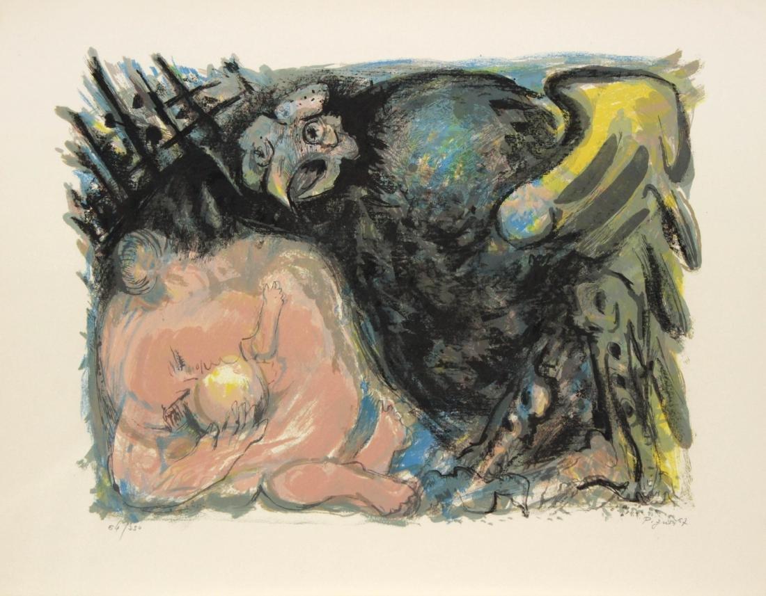 Edouard Pignon - Untitled