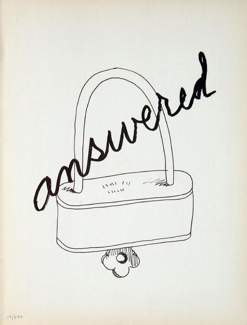 Man Ray - Answered