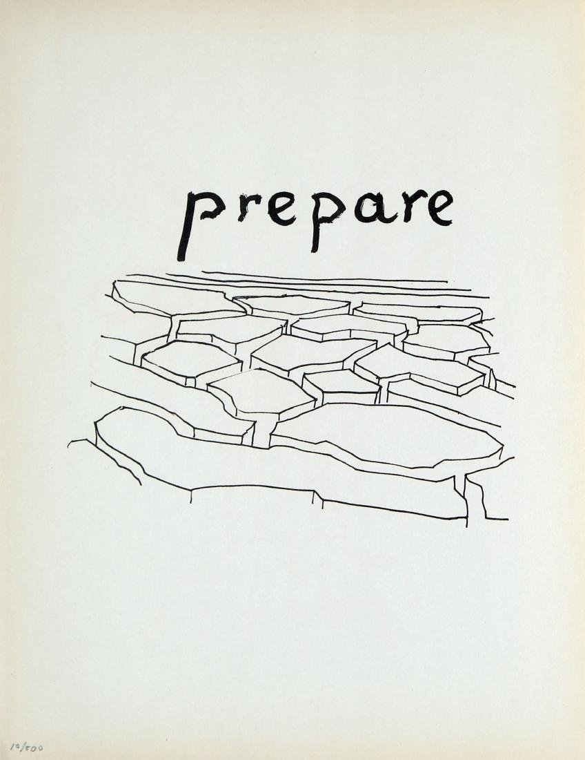 Man Ray - Prepare