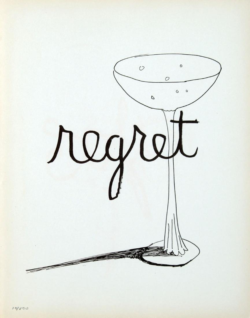 Man Ray - Regret
