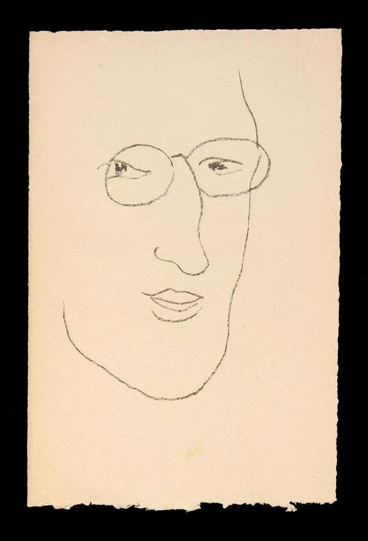Henri Matisse (after) - Andre Rouveyre