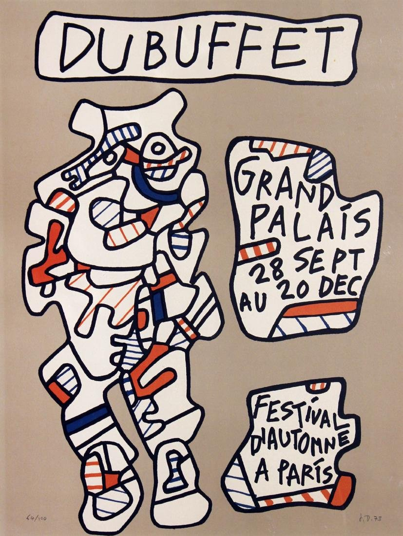 Jean Dubuffet - Grand Palais