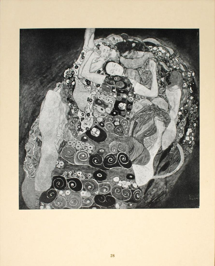 Gustav Klimt - Die Jungfrau