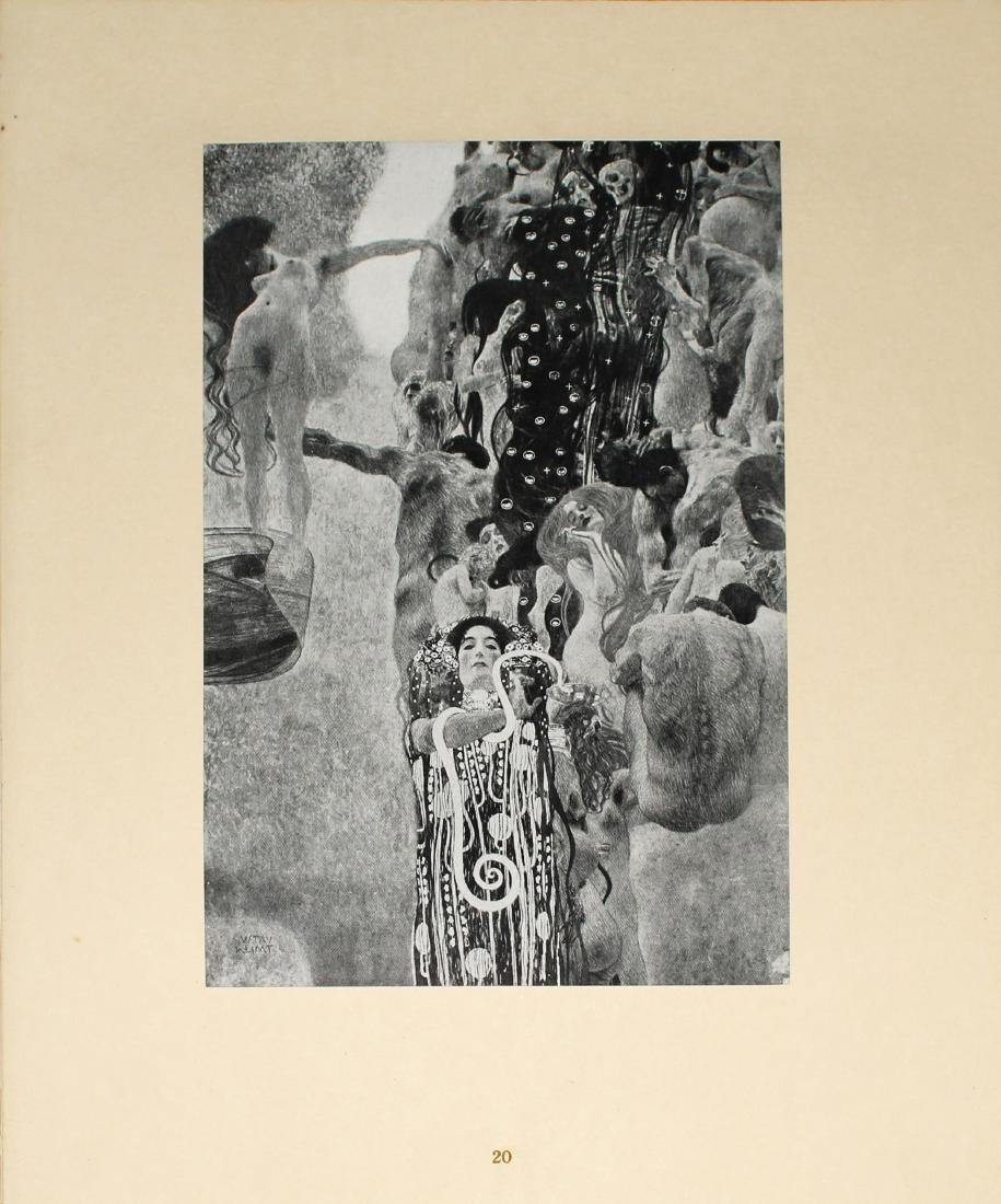 Gustav Klimt - Die Medizin