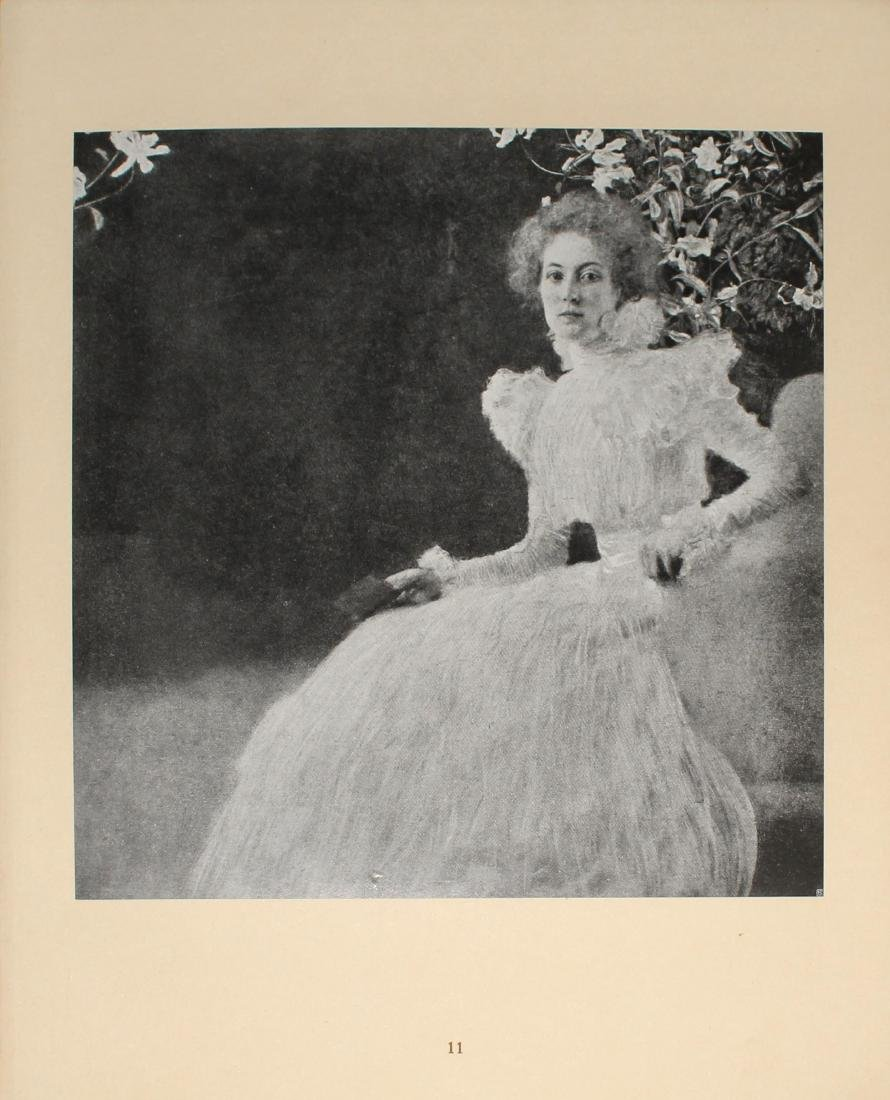 Gustav Klimt - Bildnis der Frau Sonja Knips