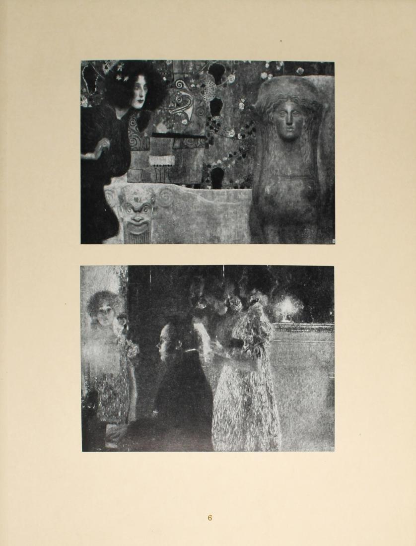 Gustav Klimt - Die Mufik