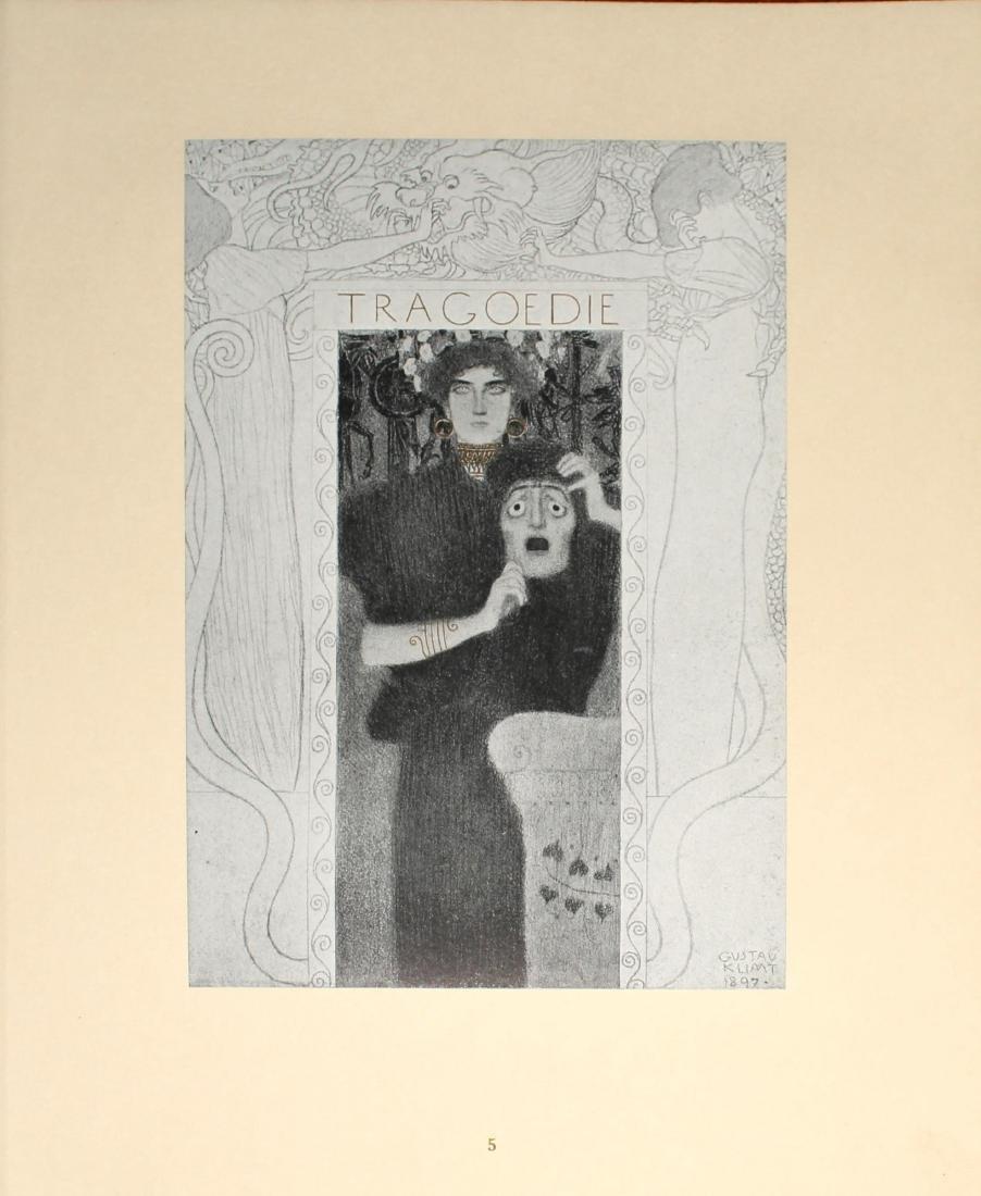 Gustav Klimt - Die Tragedie