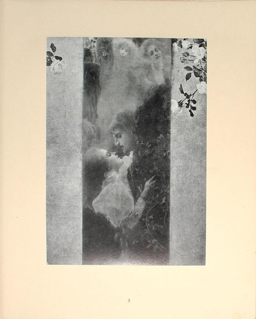 Gustav Klimt - Liebe