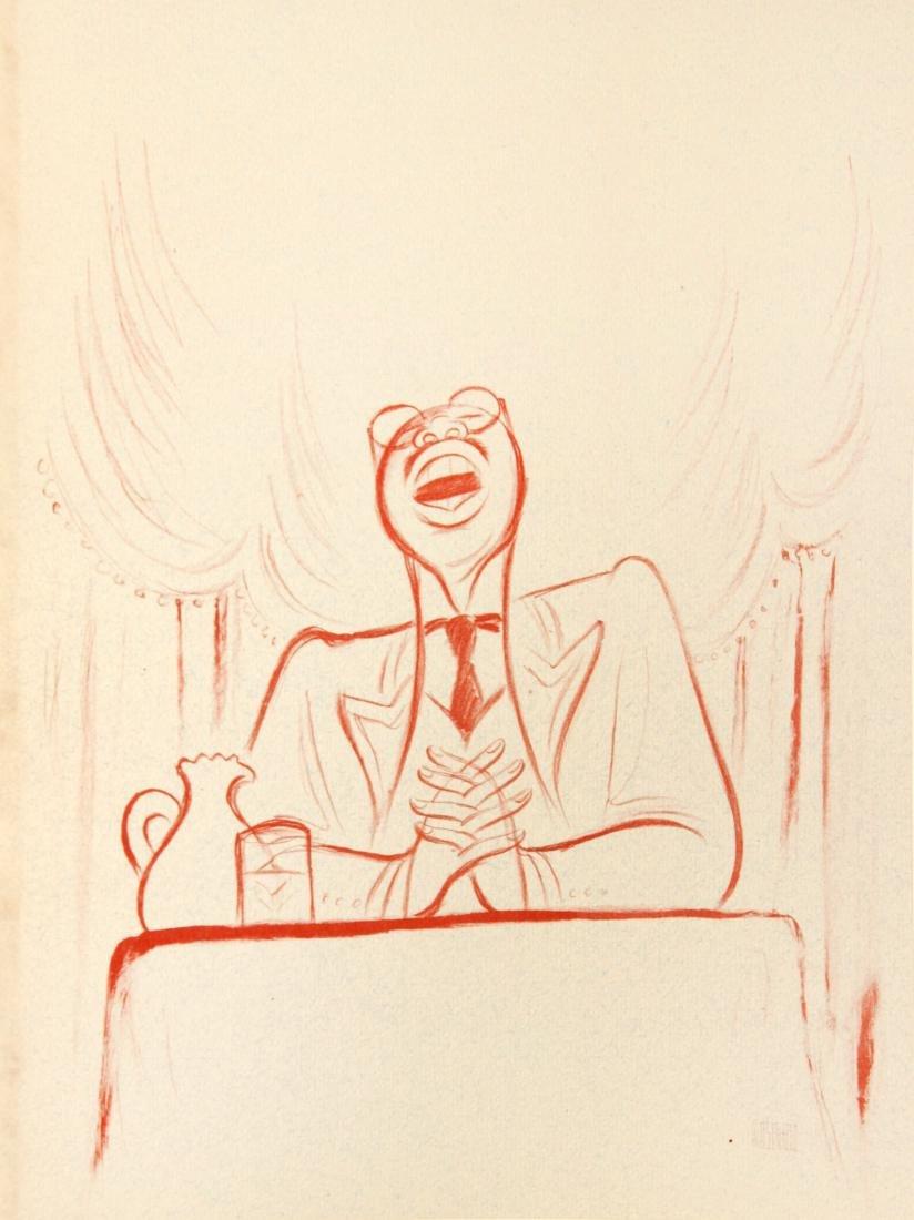 Al Hirschfeld - Yeah Men!