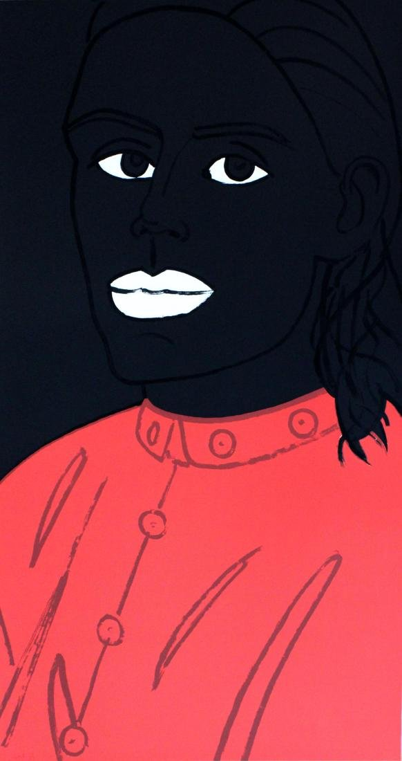 Alex Katz - The Emperor Jones