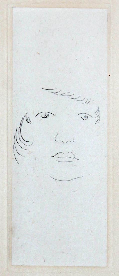 Henri Matisse - Loulou - Masque