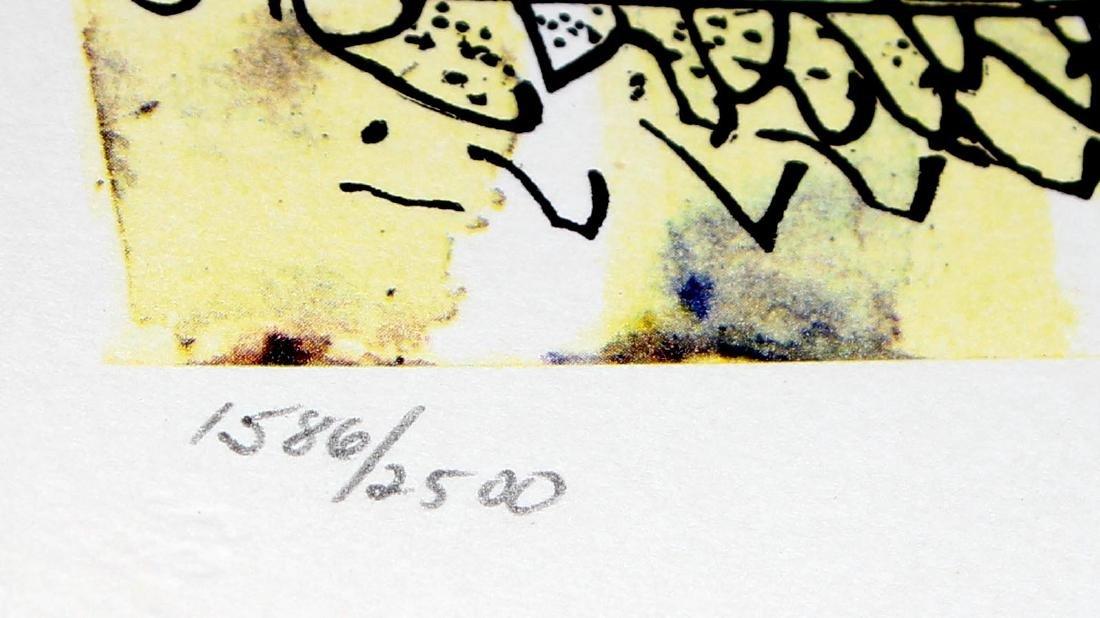 Salvador Dali - Alice's Evidence - 2