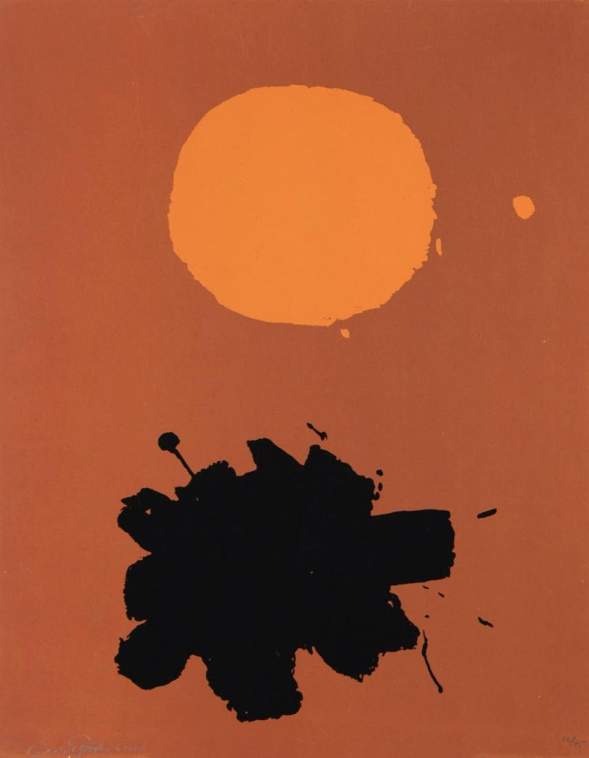 Adolph Gottlieb - Expanding