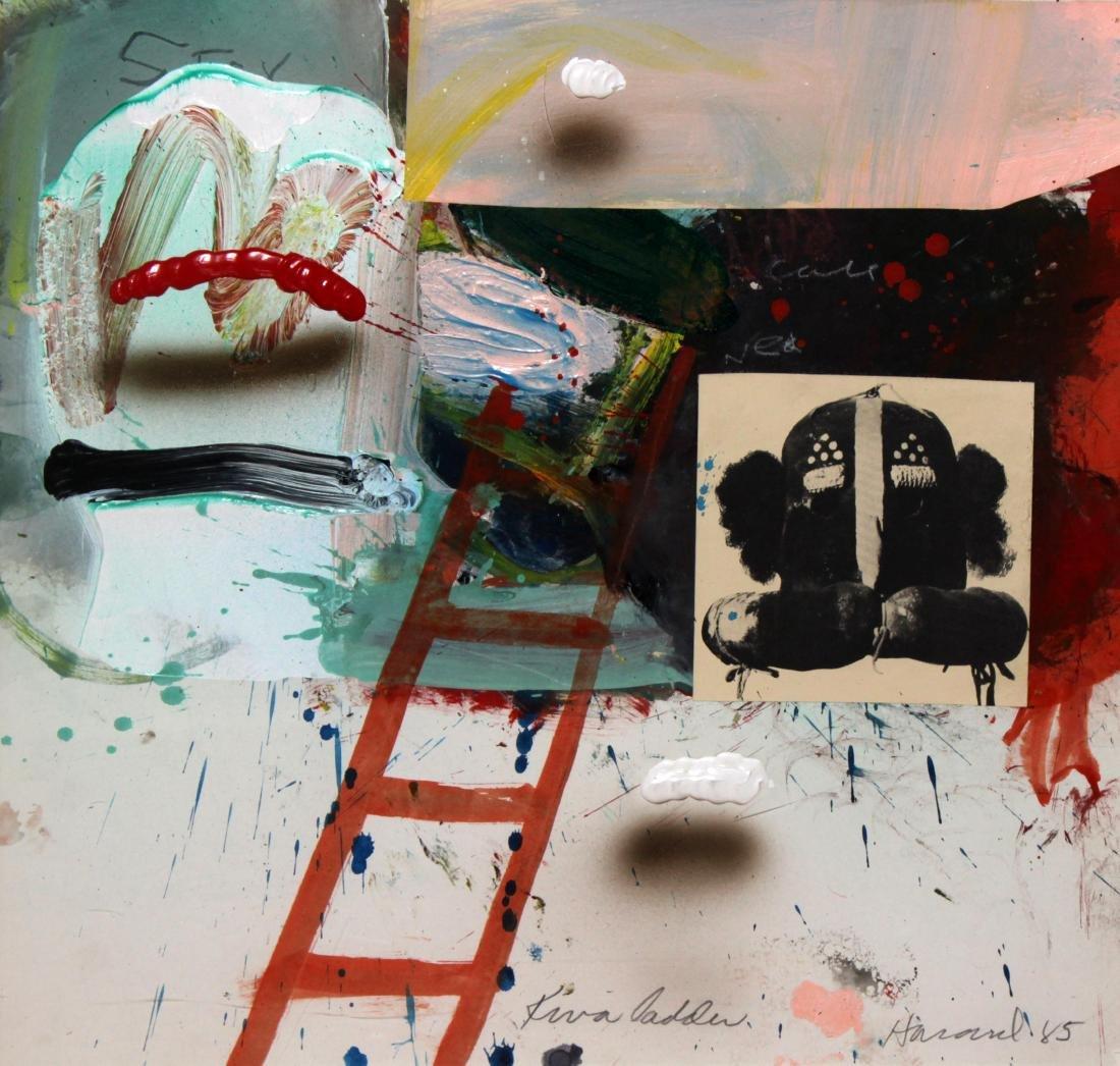 James Havard - The Kiva Ladder
