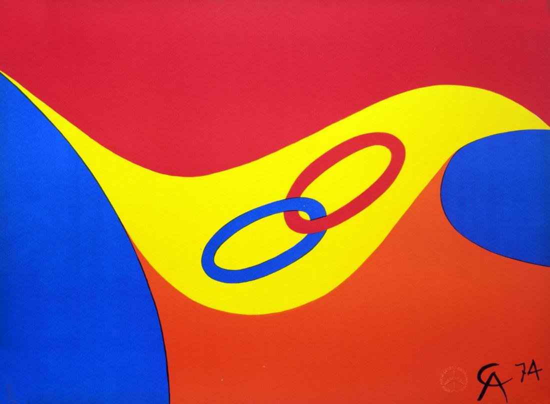 Alexander Calder - Friendship