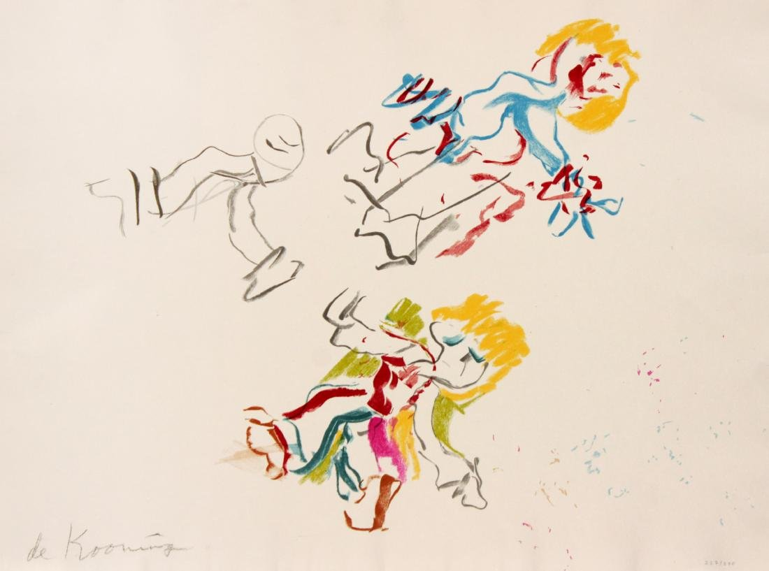 Willem de Kooning - For Lisa
