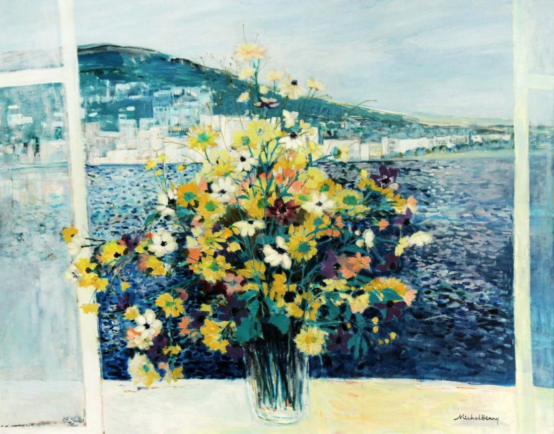 Michel Henry - Bouquet by the Sea