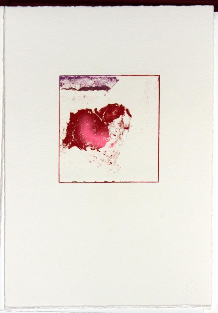 Helen Frankenthaler - Valentine for Mr. Wonderful - 3