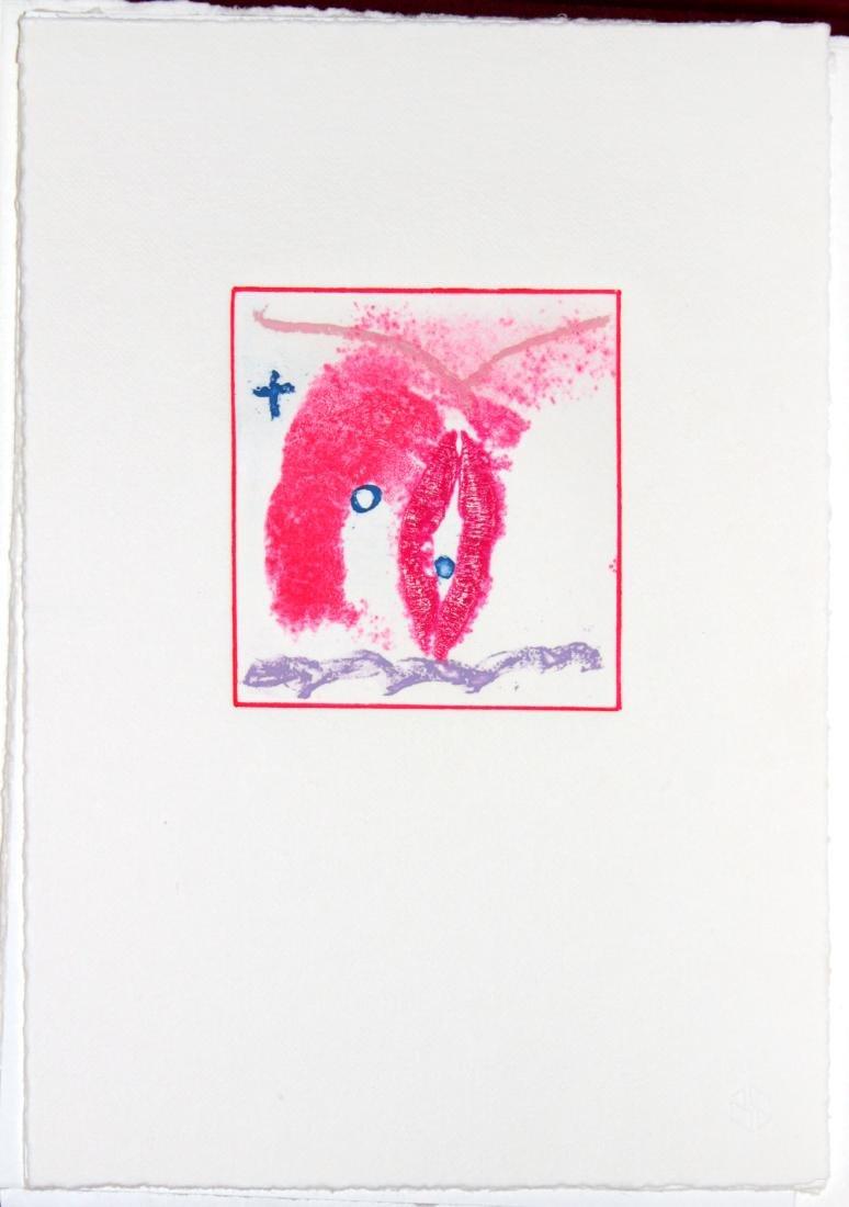 Helen Frankenthaler - Valentine for Mr. Wonderful - 4