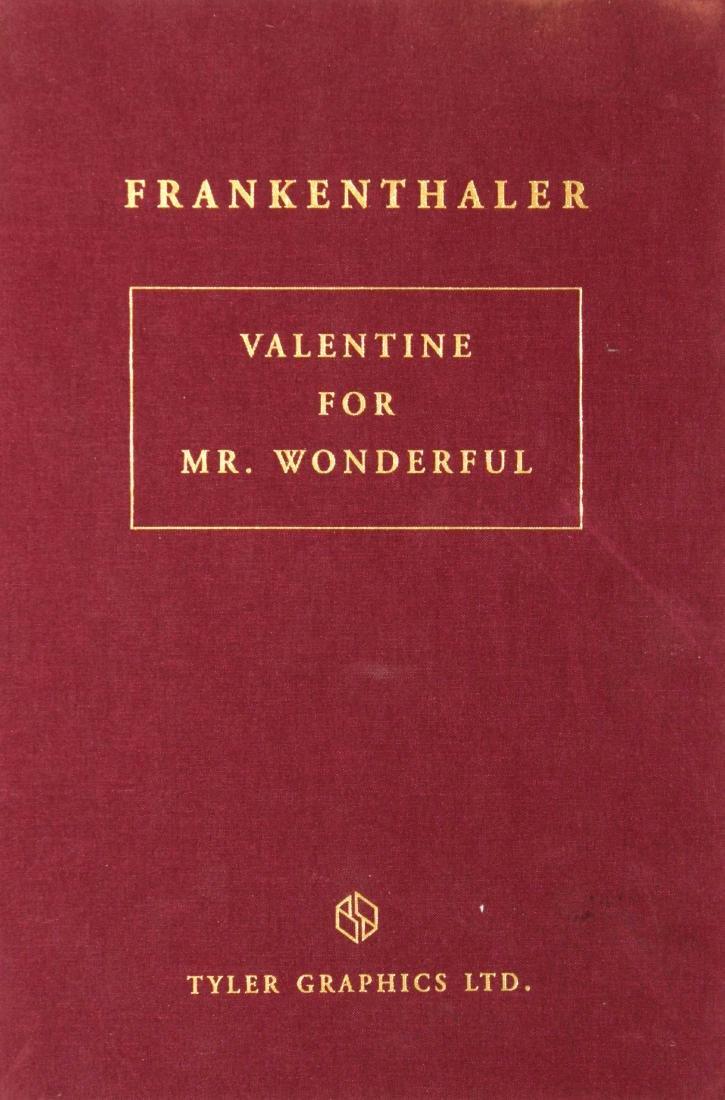 Helen Frankenthaler - Valentine for Mr. Wonderful - 6
