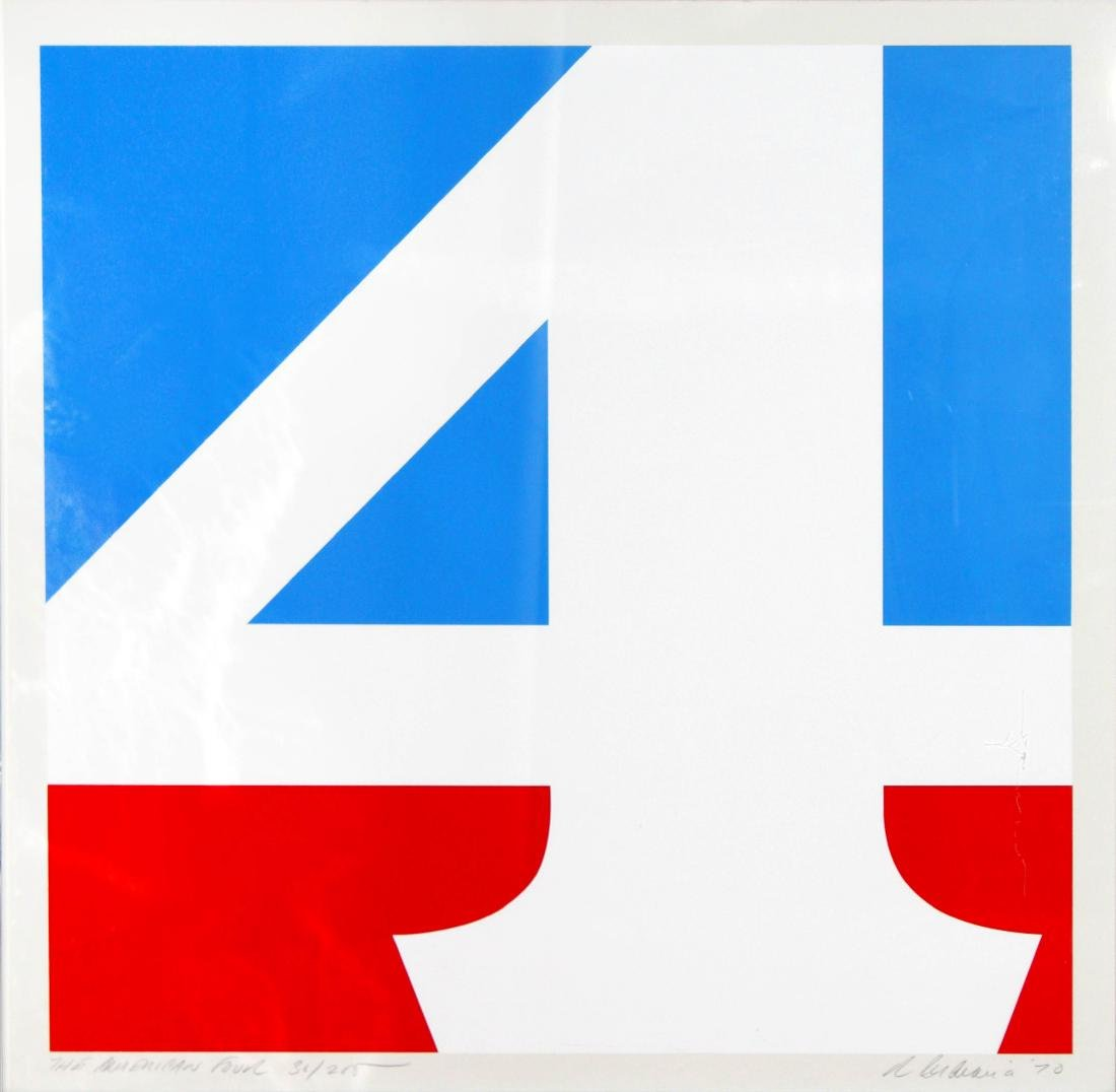 Robert Indiana - The American Four