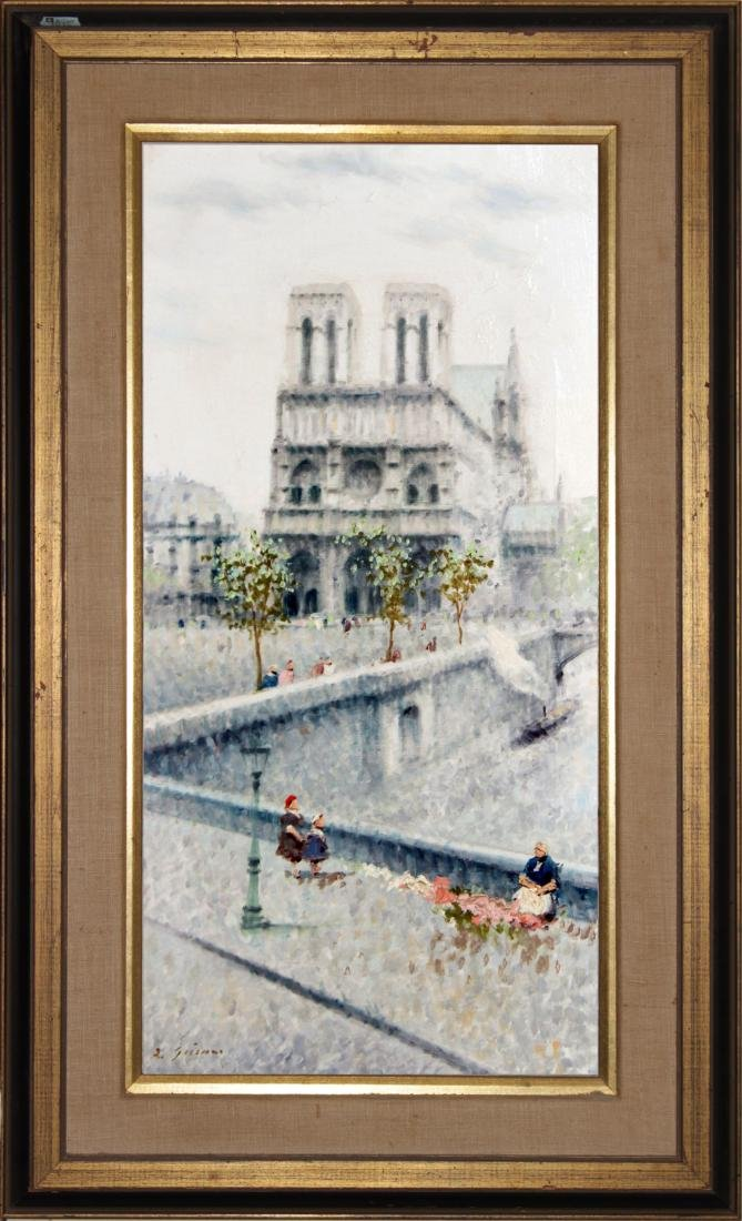 Andre Gisson - Untitled (Notre Dame)