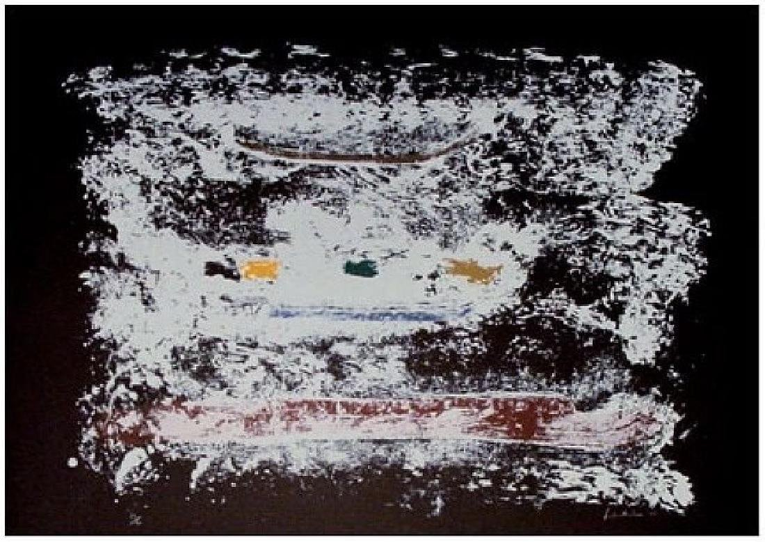 "Helen Frankenthaler ""Un Poco Mas"""