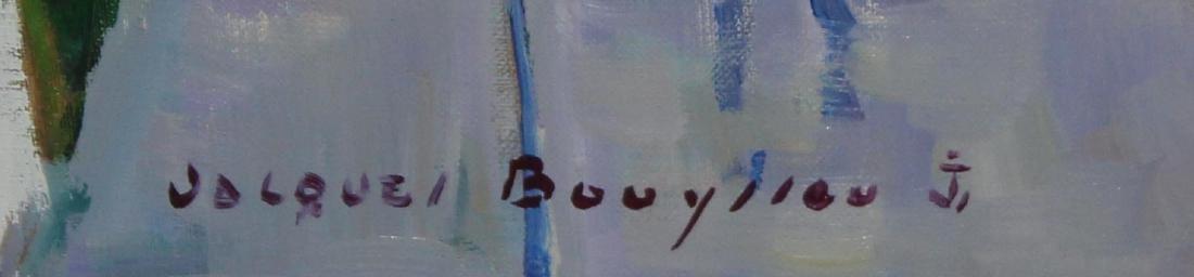 """Jacques Bouyssou """"Vieille rue de Banlieue"""" - 2"""