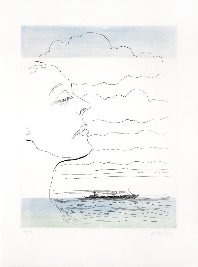 Elizabeth by Man Ray