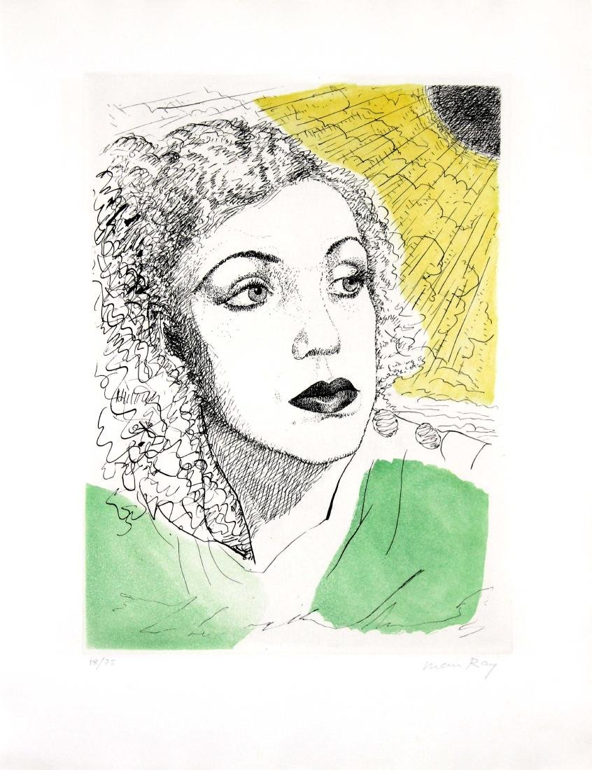 Sheila by Man Ray