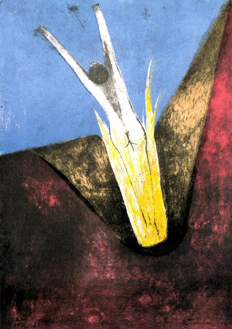 Rufino Tamayo - Untitled