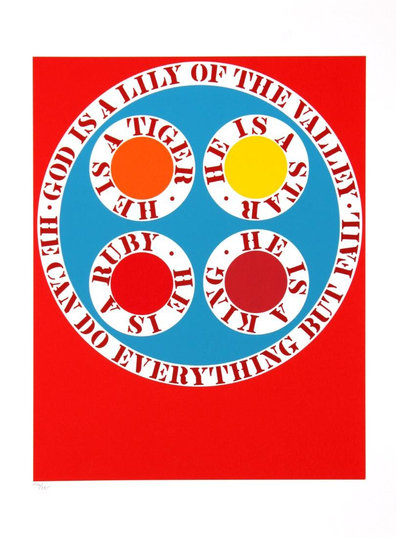 Robert Indiana - The American Dream 14